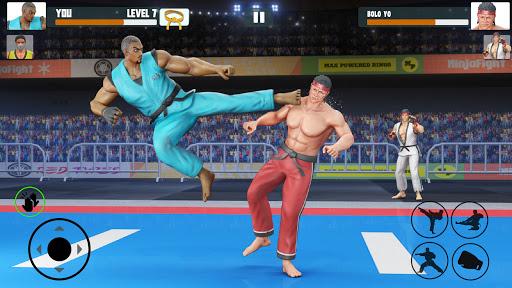 Tag Team Karate Fighting Games: PRO Kung Fu Master 2.2.5 screenshots 2