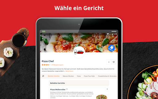 LIEFERHELD | Order Food screenshot 8