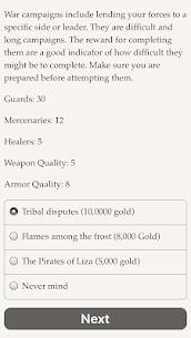 Life of a Mercenary MOD APK 1.0.20 [No Ads] 6