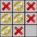 Tic Tac Toe dual icon