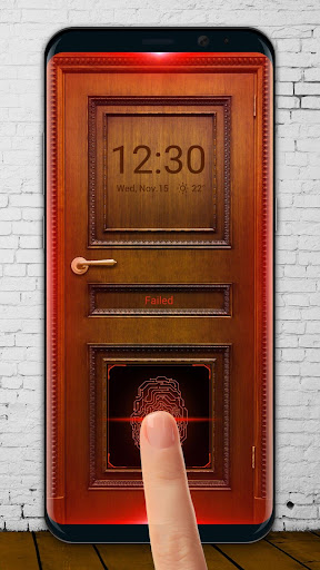 Open the door lock screen 9.2.0.1832_master screenshots 3