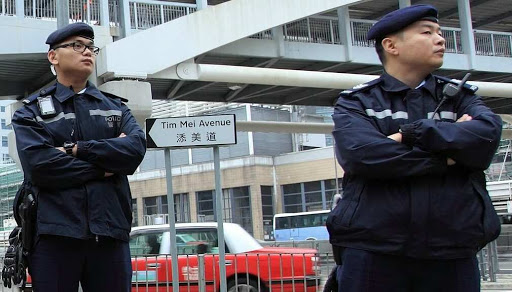 Hong Kong police arrest five over 'seditious' sheep in childrens' books