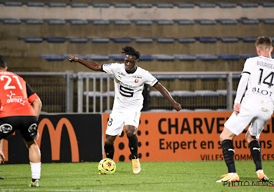 🎥 Doku begint zijn sporen te verdienen bij Rennes: bekijk hier zijn wedstrijd tegen Lorient