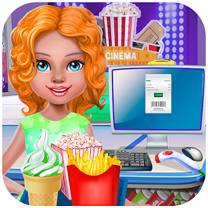 Cashier Cinema Movie Theater for PC and MAC