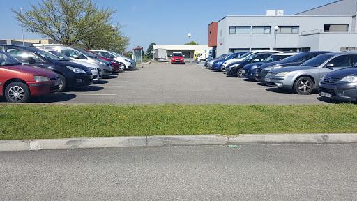 Réaménagement de parkings