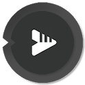 BlackPlayer Free Music Player icon