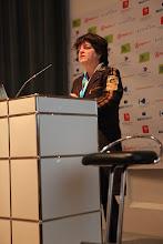 """Photo: """"Communicating Science & Innovations"""" Panel - 2012: Nettie Buitelaar"""