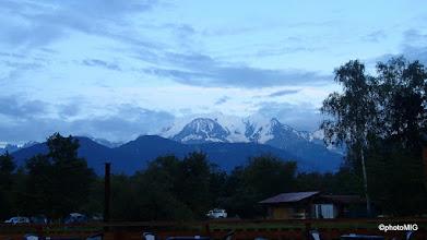 Photo: Pogled iz kampa