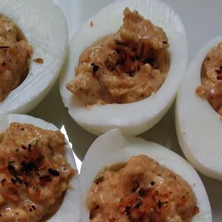 Easy Classic Deviled Eggs.