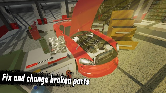 My Summer Car Service Station Apk Latest Version Download Free