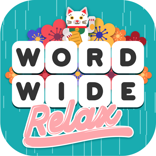 Word Wide Relax Icon