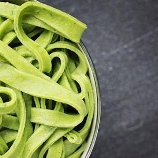 Blendtec Spinach Pasta