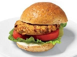 Dill Tuna Burgers Recipe