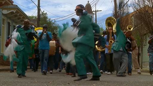 The Gospel's Joyful Parade
