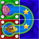 Unblock Fish - Tile Slide Puzzle Icon