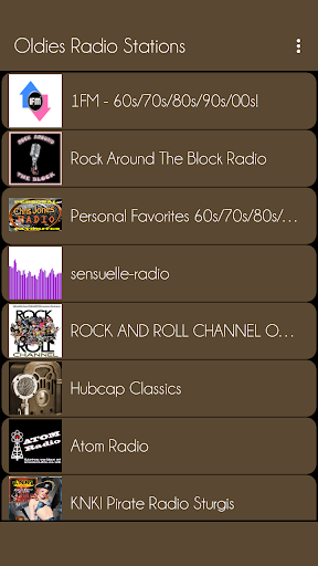 Oldies Radio Station screenshots 1