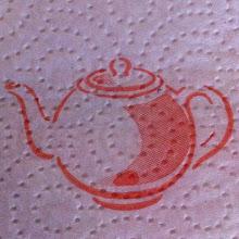 Photo: Kettle napkin figurine #intercer #kettle #napkin - via Instagram, http://instagr.am/p/LhgtSXpfs2/