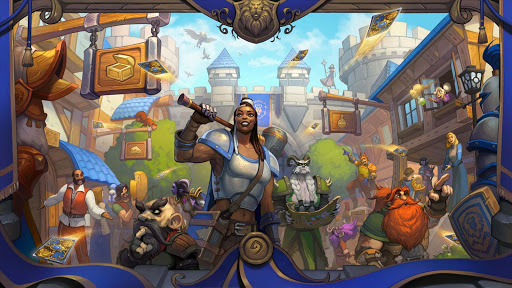 Hearthstone's next expansion, United in Stormwind, brings in 135 all new cards and more