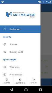 Malwarebytes Anti-Malware- screenshot thumbnail