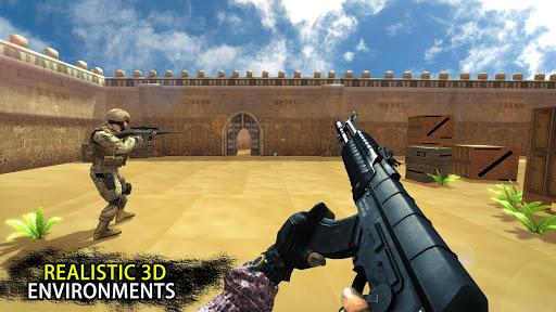 Armée Tireur : Militaire Tournage Jeux 2  captures d'écran 1