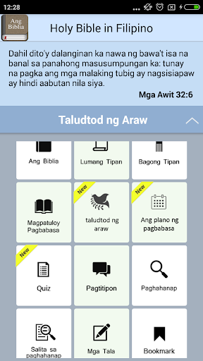 Holy Bible in Filipino by SOFTCRAFT (Google Play, United