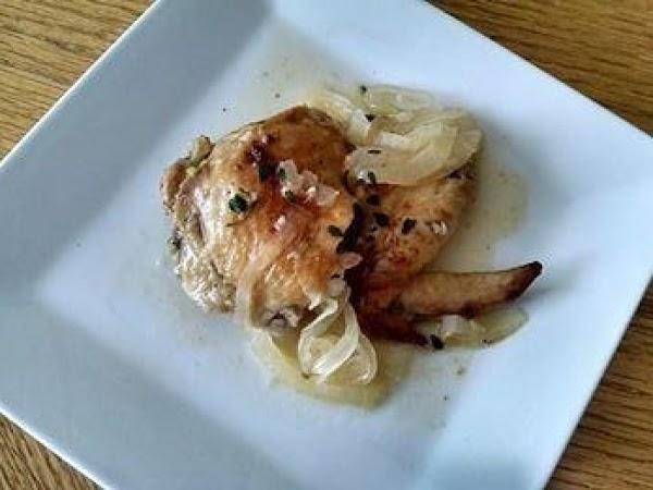 Cuban Inspired Roasted Chicken Recipe