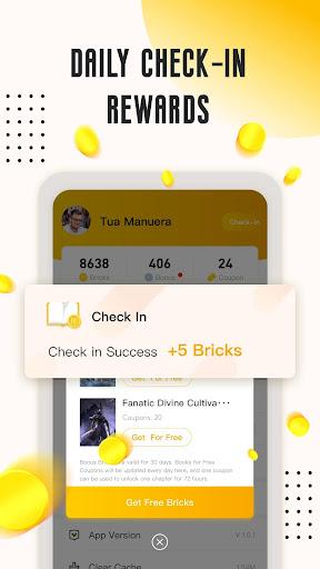 Babel Novel - Webnovel & Story Books Reading Apps screenshots 6