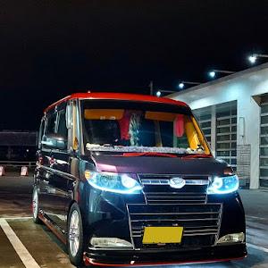 """タントカスタム L385Sのカスタム事例画像 さ〜chan """"RED IMPACT""""さんの2021年01月15日23:38の投稿"""