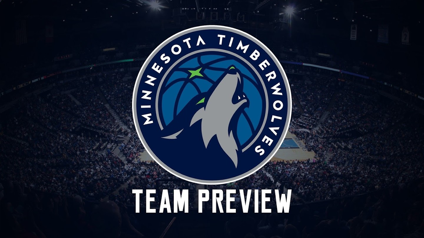 Watch Minnesota Timberwolves Team Preview live