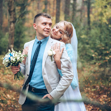 Wedding photographer Irina Ignatenya (xanthoriya). Photo of 11.03.2018