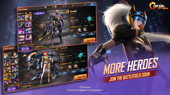 Garena Contra Returns Screenshot