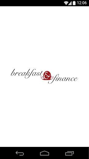 Breakfast Finance