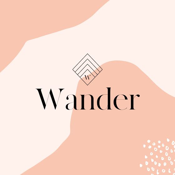 Wander Graphic Design - Logo Template