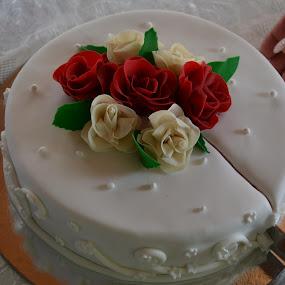 Cake 3 by Nenad Borojevic Foto - Food & Drink Candy & Dessert ( cake,  )