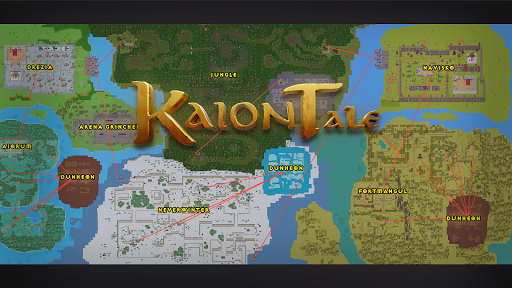 Kaion Tale - MMORPG apkpoly screenshots 7
