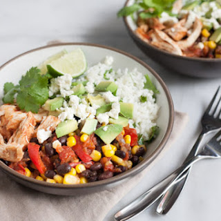 Mexican Chili Bowl Recipes