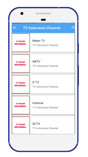 INDOSIAR TV - All Channel 1.1.0 screenshots 3
