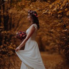 Wedding photographer Klaudia Amanowicz (wgrudniupopoludn). Photo of 21.10.2018