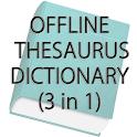 Offline Thesaurus Dictionary icon
