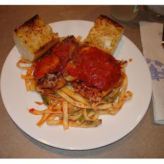 Baked Pasta With Tomato Sauce
