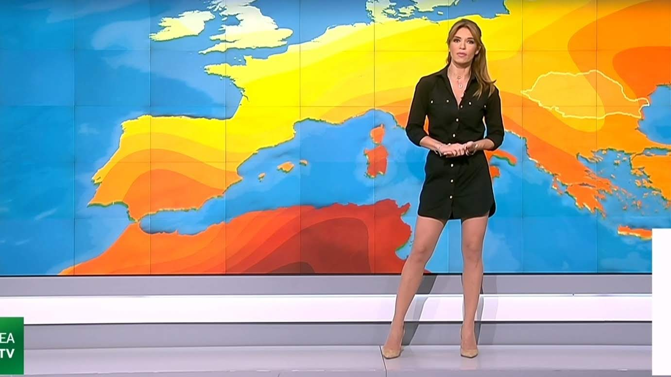Magda Pălimariu leg show