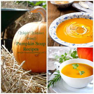 Hungry Girl's Sassy Salsa Pumpkin Soup.