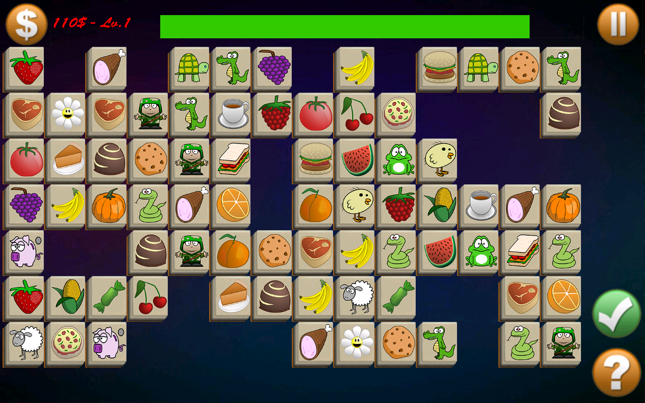 Fruit link deluxe - Fruit Link New Screenshot