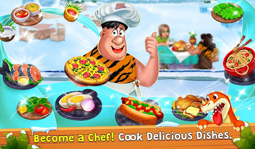 Cooking Madness: Restaurant Chef Ice Age Game 2.3 screenshots 10