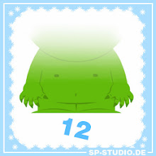 Photo: www.sp-studio.de Christmas Special, day 12: monster claws