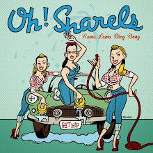 "Photo: CD design for "" OH ! SHARELS""."