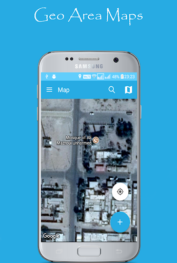Geo Area Maps  screenshots 1