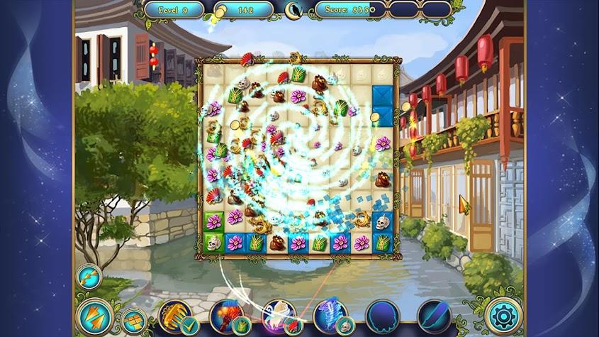 Magic Heroes: Save Our Park Screenshot