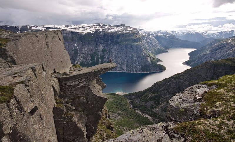 5 redenen om naar Noorwegen te reizen