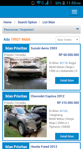玩免費遊戲APP|下載Mobil Bekas Indonesia app不用錢|硬是要APP